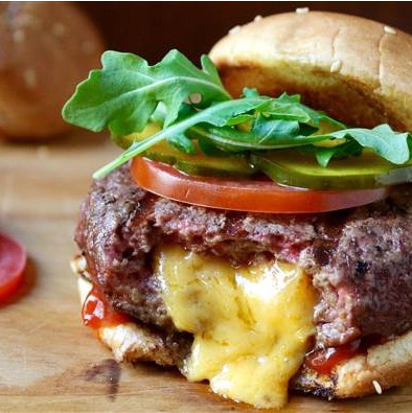 burger-cheese
